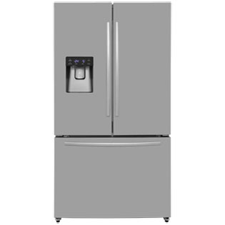 Hisense RF697N4ZS1 American Fridge Freezer - Stainless Steel