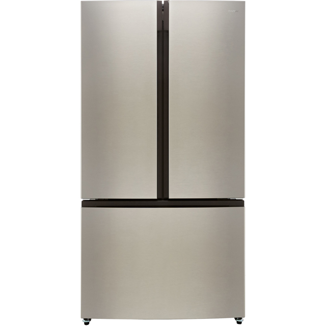 Hisense RF715N4AS1 American Fridge Freezer - Stainless Steel - A+ Rated - RF715N4AS1_SS - 1