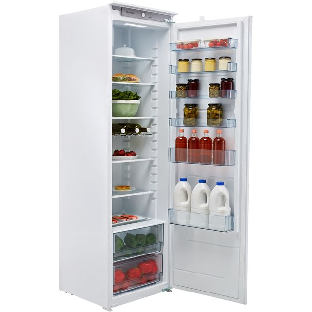 Hisense RIL391D4AW1 Integrated Upright Fridge