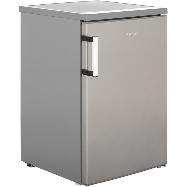 Hisense RL170D4BC2 Fridge - Stainless Steel Effect - A++ Rated - RL170D4BC2_SSL - 1