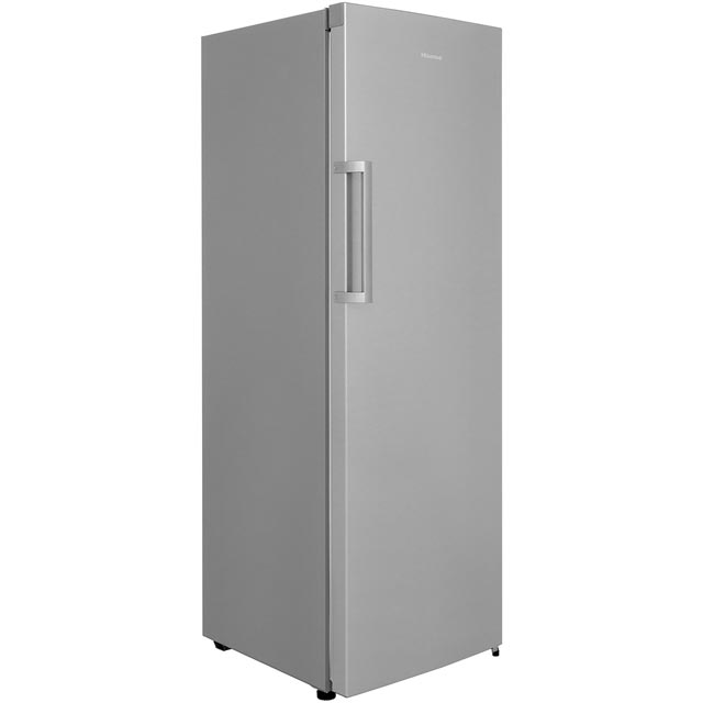 Hisense RL423N4AC1 Fridge - Stainless Steel Effect - A+ Rated - RL423N4AC1_SSL - 1