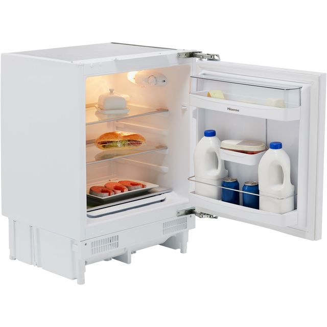Hisense RUL173D4AW11 Built Under Fridge - White - RUL173D4AW11_WH - 1