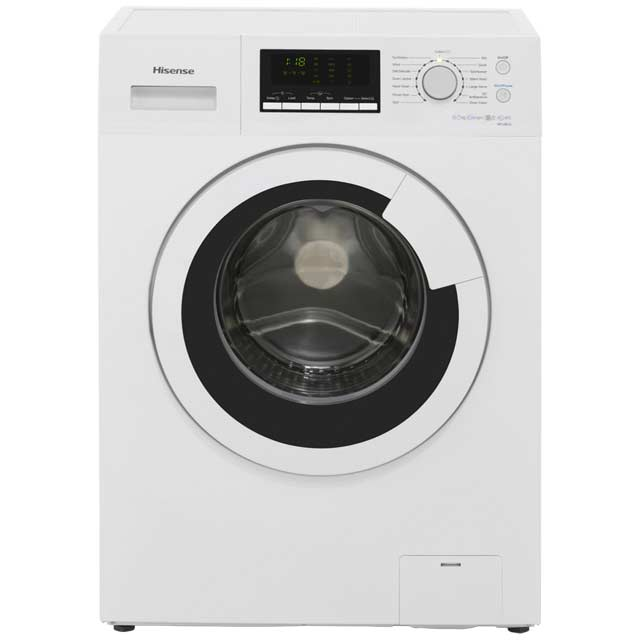Hisense U Series WFU6012 6Kg Washing Machine with 1200 rpm - White - A++ Rated