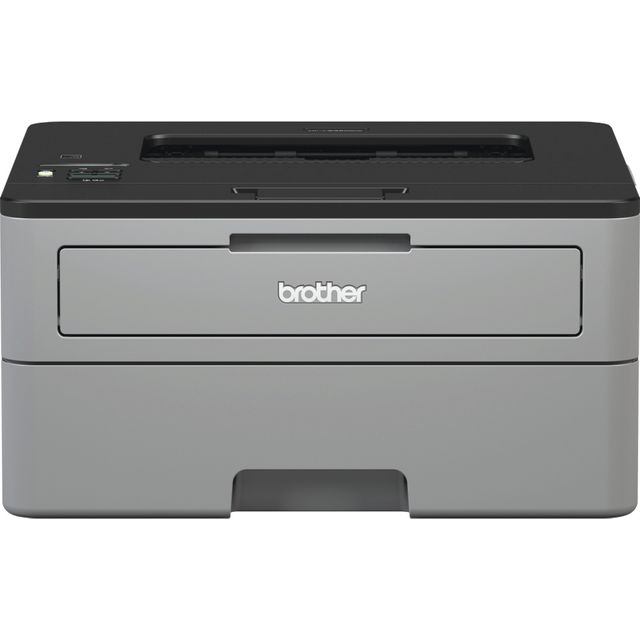 Brother HL-L2350DW Laser Printer - Silver Grey - HL-L2350DW - 1