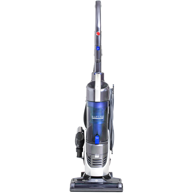 Hoover H-Lift 700 Pets HL700P Bagless Upright Vacuum Cleaner - HL700P_GYBL - 1
