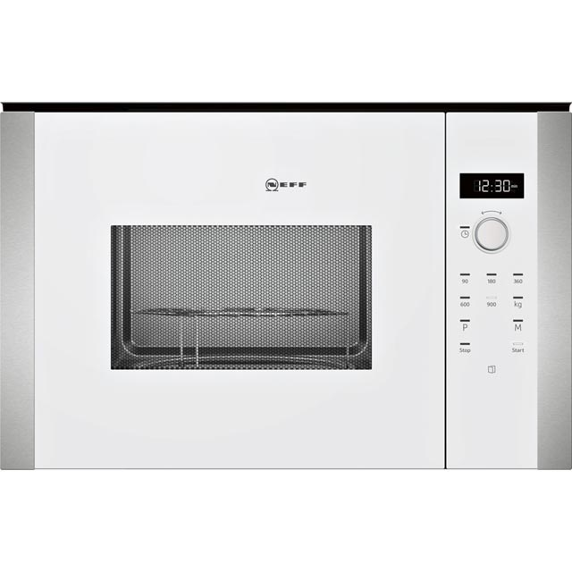 NEFF N50 Built In Microwave - White