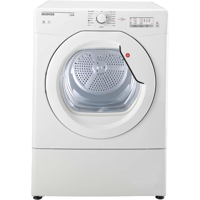 Hoover Link 10Kg Vented Tumble Dryer - White - C Rated