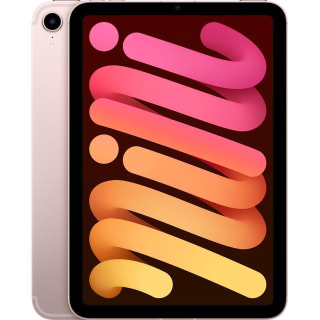 "Apple iPad Mini 8.3"" 64GB WiFi + Cellular 2021 Pink"