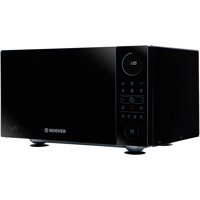 Hoover HMCI25TB-UK 25 Litre Combination Microwave Oven - Black - HMCI25TB-UK_BK - 2