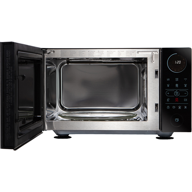 Hoover HMCI25TB-UK 25 Litre Combination Microwave Oven - Black - HMCI25TB-UK_BK - 3