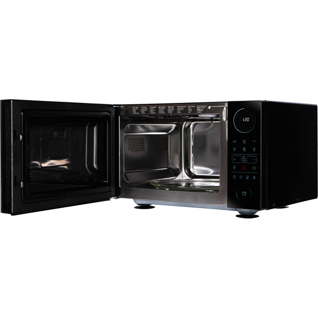 Hoover HMCI25TB-UK 25 Litre Combination Microwave Oven - Black - HMCI25TB-UK_BK - 4