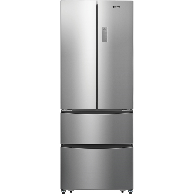 Hoover HMN7182XK/1 American Fridge Freezer - Stainless Steel - A+ Rated