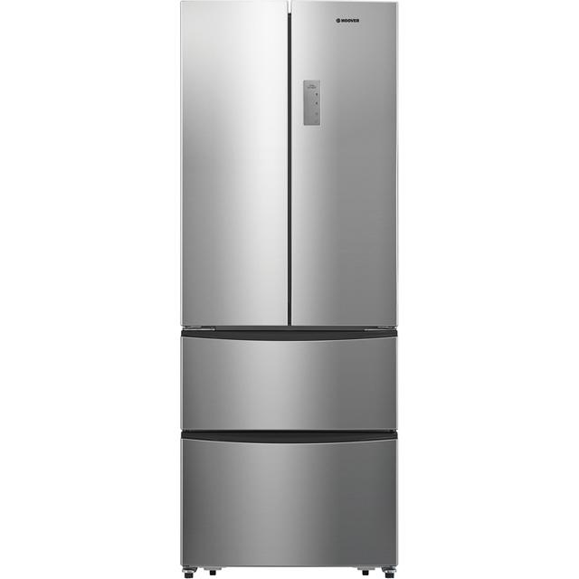 Hoover HMN7182X American Style Frost Free Fridge Freezer