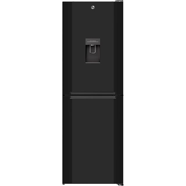 Hoover HMNB6182B5WDK Fridge Freezer - Black - HMNB6182B5WDK_BK - 1