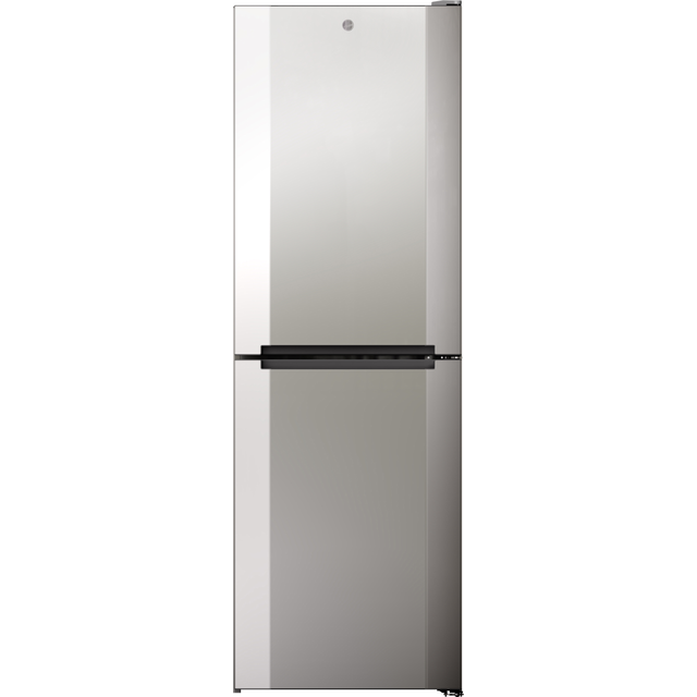 Hoover H-FRIDGE 500 HMNB6182X5KN 50/50 Frost Free Fridge Freezer - Stainless Steel - F Rated