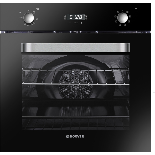 Hoover HOC3250BI/1/E Built In Electric Single Oven - Black - A Rated - HOC3250BI/1/E_BK - 1