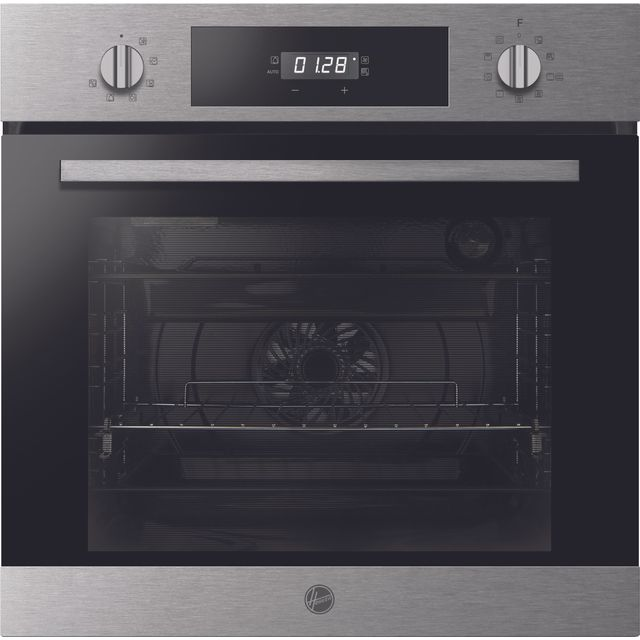 Hoover H-OVEN 300 HOC3BF5558IN Built In Electric Single Oven - Stainless Steel - HOC3BF5558IN_SS - 1