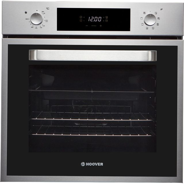 Hoover HOE3051IN/E Built In Electric Single Oven - Stainless Steel - HOE3051IN/E_SS - 1
