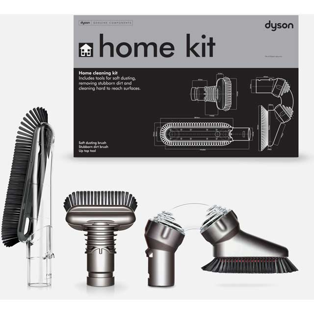 Dyson Home Cleaning Kit Vacuum Accessory - Grey