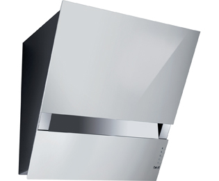 BEST Kite Small HOOD-BE-KT-55-WH 55 cm Chimney Cooker Hood - White - C Rated - HOOD-BE-KT-55-WH_WH - 1