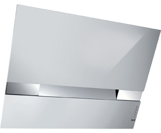BEST Kite HOOD-BE-KT-80-WH 80 cm Chimney Cooker Hood - White - C Rated - HOOD-BE-KT-80-WH_WH - 1