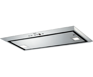 BEST Visso HOOD-BE-VS-52-SS 50 cm Canopy Cooker Hood - Stainless Steel - D Rated - HOOD-BE-VS-52-SS_SS - 1