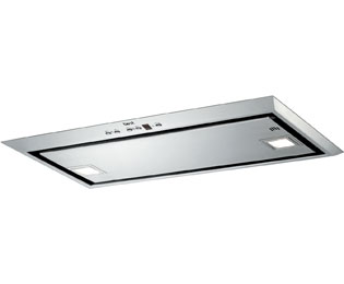 BEST Visso HOOD-BE-VS-70-SS 70 cm Canopy Cooker Hood - Stainless Steel - D Rated - HOOD-BE-VS-70-SS_SS - 1