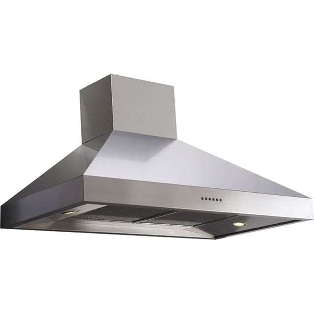 Britannia Latour 120 cm Chimney Cooker Hood - Stainless Steel - A Rated