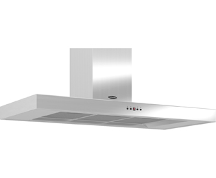Britannia Arioso HOOD-K7088A11-S 110 cm Chimney Cooker Hood - Stainless Steel - C Rated
