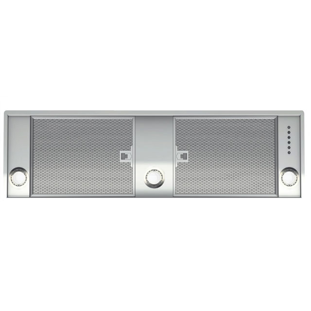 Britannia Latour HOOD-BTH-C-1150 115 cm Canopy Cooker Hood - Stainless Steel - A Rated - HOOD-BTH-C-1150_SS - 1