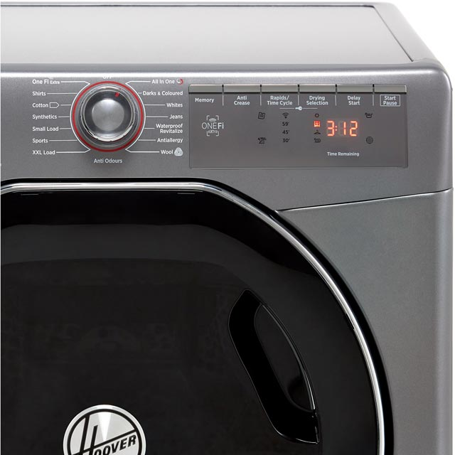 Hoover AXI ATDC10TKERX Condenser Tumble Dryer - Graphite - ATDC10TKERX_GH - 3