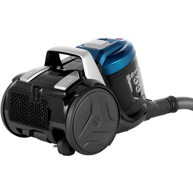 Hoover Breeze BR71BR01 Bagless Cylinder Vacuum Cleaner BR71BR01_BK