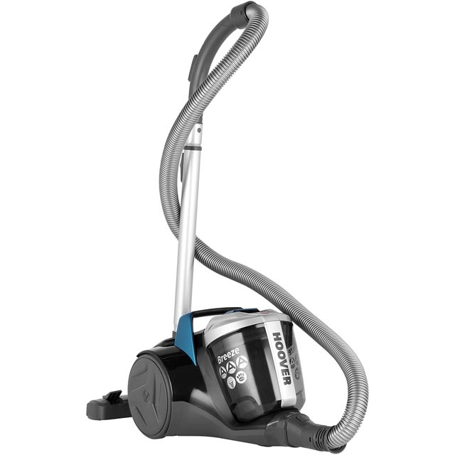 Hoover Breeze Pets BR71BR02 Bagless Cylinder Vacuum Cleaner - A Rated
