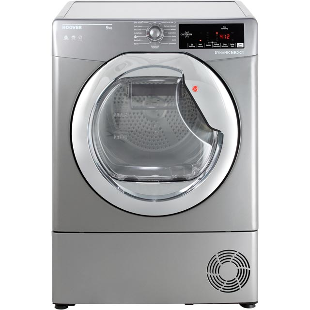 Hoover Dynamic Next Advance DXC9TCER 9Kg Condenser Tumble Dryer - Graphite - B Rated - DXC9TCER_GH - 1