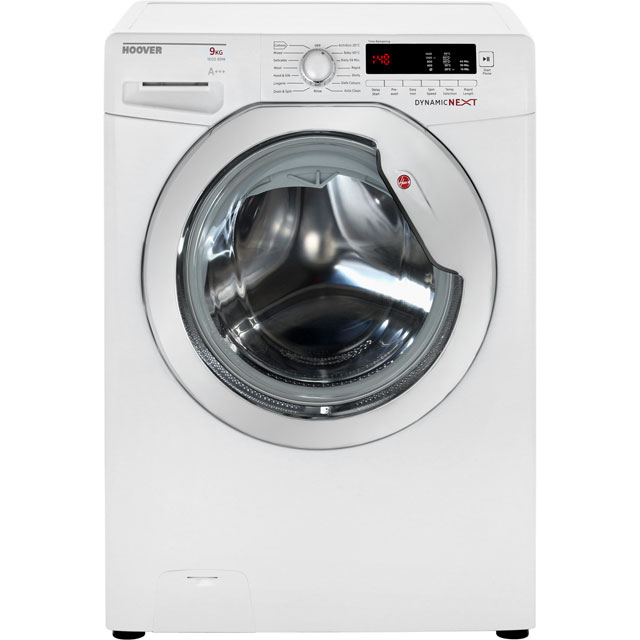 washer machine spin