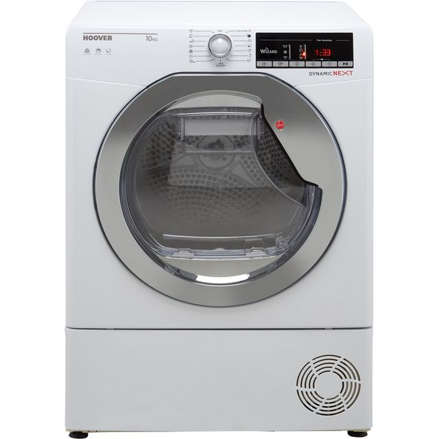 Hoover Dynamic Next DXOC10TCE Wifi Connected 10Kg Condenser Tumble Dryer - White - B Rated