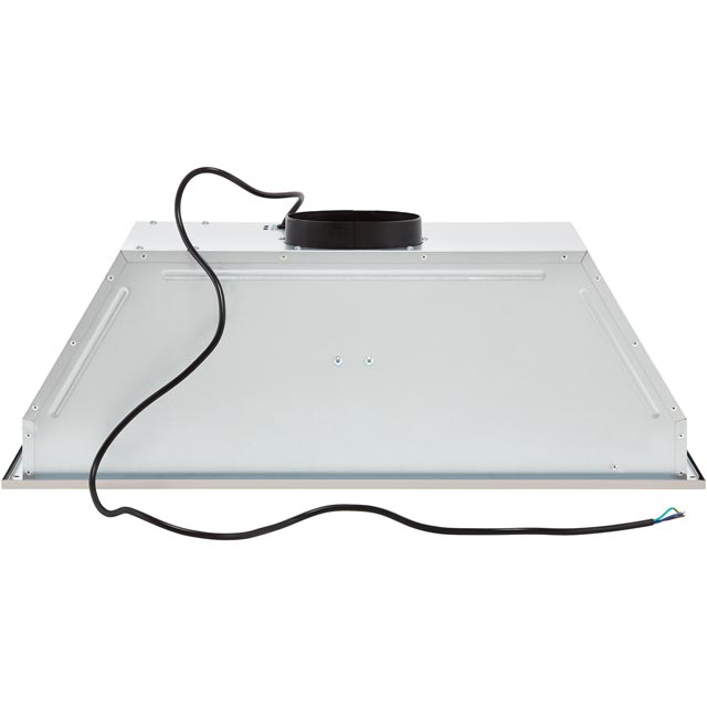 Hoover HBG175NX Built In Canopy Cooker Hood - Silver - HBG175NX_SI - 5