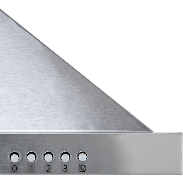 Hoover HCE190X 90 cm Chimney Cooker Hood - Stainless Steel - HCE190X_SS - 3