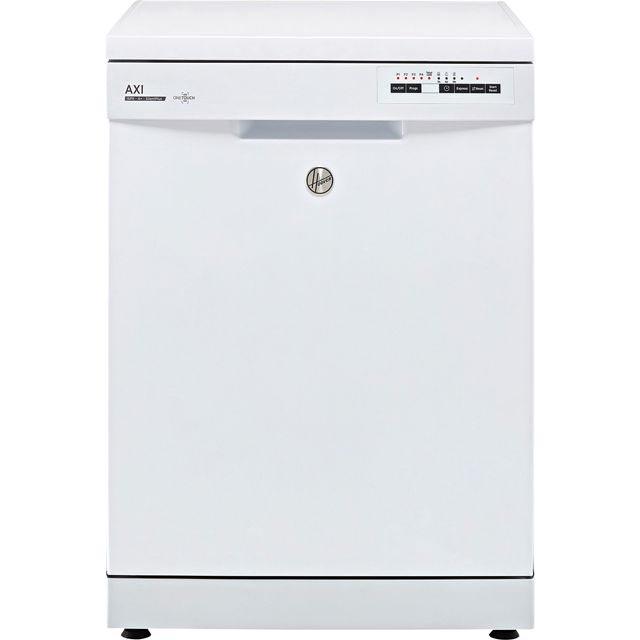 Hoover AXI HDPN1L642OW Standard Dishwasher - White - A+ Rated - HDPN1L642OW_WH - 1