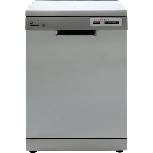 Hoover AXI HDPN1L642OX Standard Dishwasher - Stainless Steel - A+ Rated - HDPN1L642OX_SS - 1