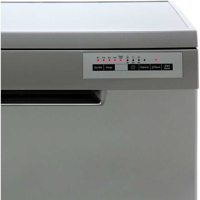 Hoover AXI HDPN1L642OX Standard Dishwasher - Stainless Steel - HDPN1L642OX_SS - 2