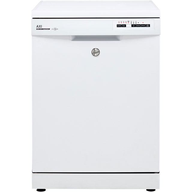 Hoover HDPN2L620OW Standard Dishwasher - White - A++ Rated - HDPN2L620OW_WH - 1