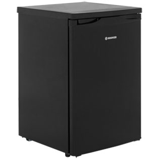 Hoover HFOE54B Fridge with Ice Box - Black - A+ Rated - HFOE54B_BK - 1