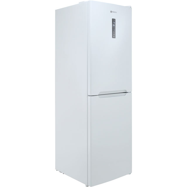 Hoover HHN56182WK Free Standing Fridge Freezer Frost Free in White