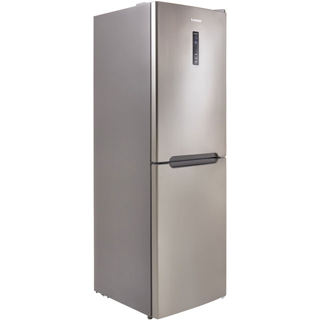 Hoover HHN56182XK 50/50 Frost Free Fridge Freezer - Stainless Steel - A+ Rated - HHN56182XK_SS - 1