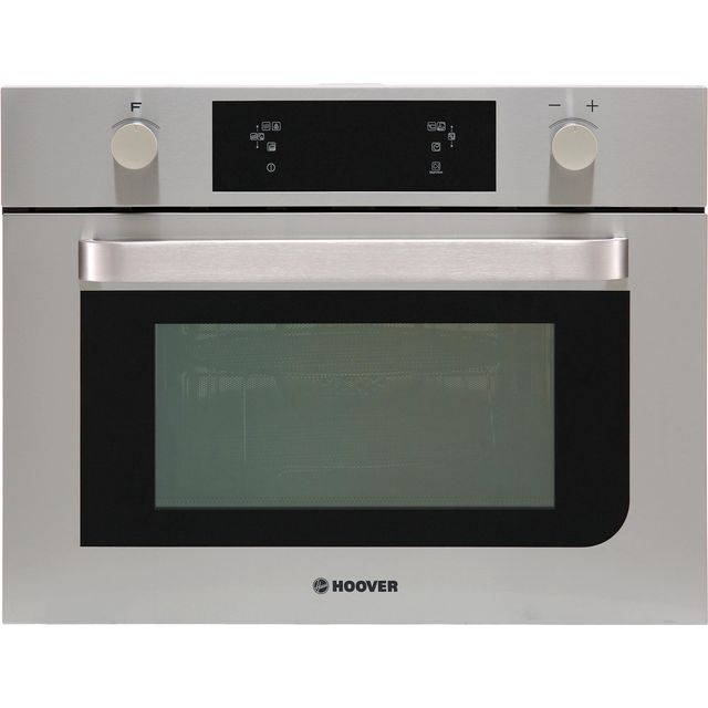 Hoover HMC440PX Built In Combination Microwave Oven - Stainless Steel - HMC440PX_SS - 1