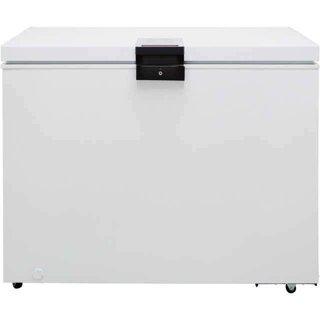 Hoover HMCH302EL Chest Freezer - White - A+ Rated - HMCH302EL_WH - 1