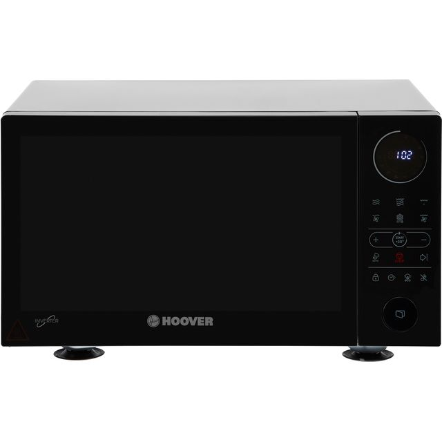 Hoover HMCI25TB-UK 25 Litre Combination Microwave Oven - Black - HMCI25TB-UK_BK - 1