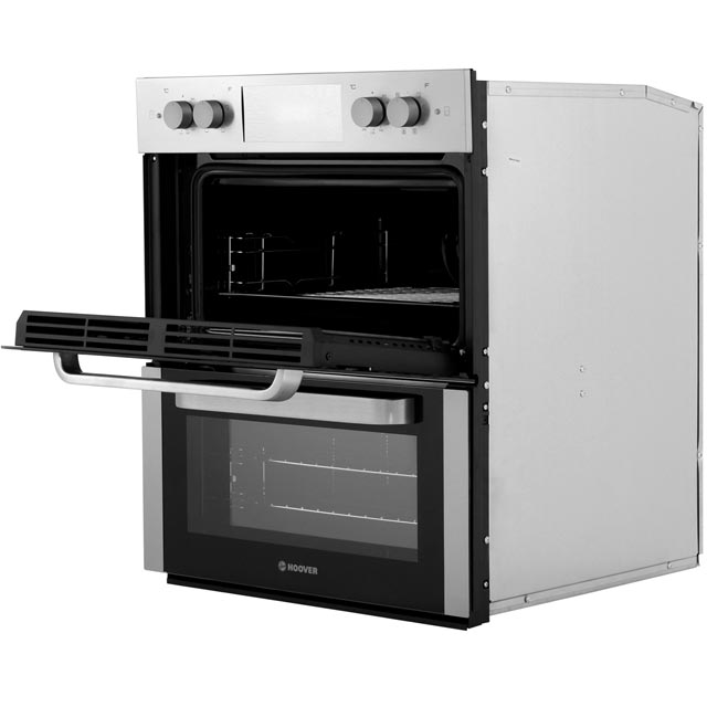 Hoover HO48D42IN Built Under Double Oven - Stainless Steel - HO48D42IN_SS - 3