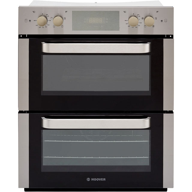 Hoover HO7D3120IN Built Under Double Oven - Stainless Steel - HO7D3120IN_SS - 1
